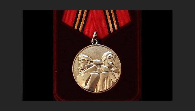 Автор идеи медали за заслуги латышских стрелков— выдворенный из Латвии российский шпион