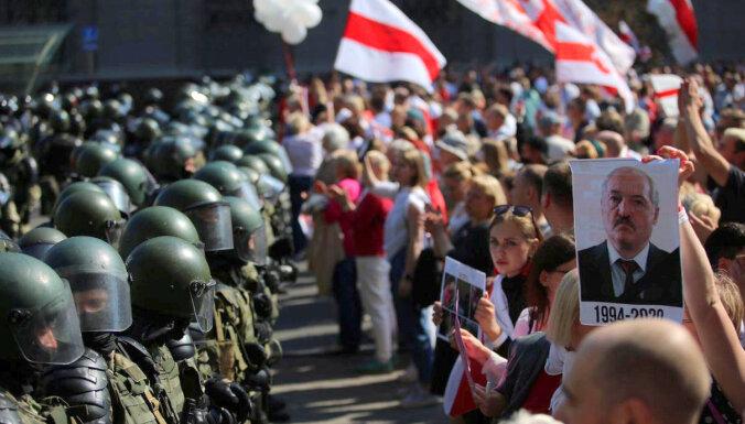 После женского марша белоруске из Швейцарии дали 2,5 года колонии
