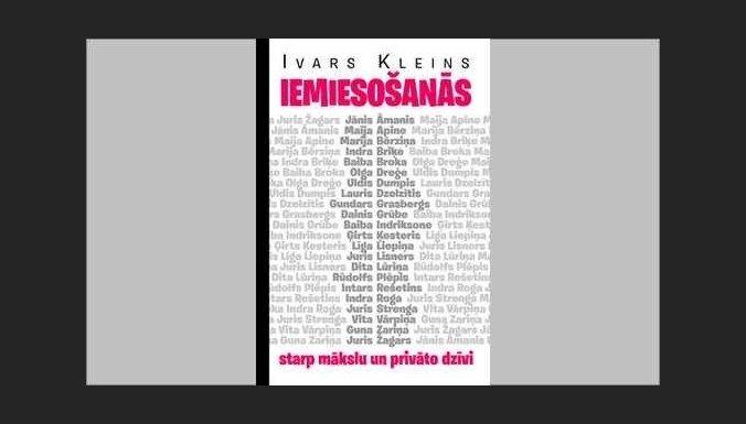 Izdota jauna grāmata par populāriem latviešu aktieriem