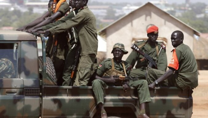 Южный Судан: повстанцы захватили нефтедобывающий регион