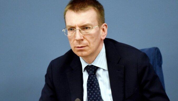 Ринкевич: усилия России по дестабилизации безопасности имеют долговременный характер