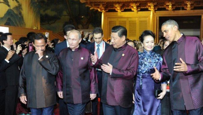 Западные СМИ: Китай предпочел Путина Обаме и другие неловкие моменты саммита АТЭС