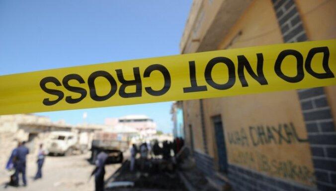 Sprādzienos Somālijā gājuši bojā 18 cilvēki