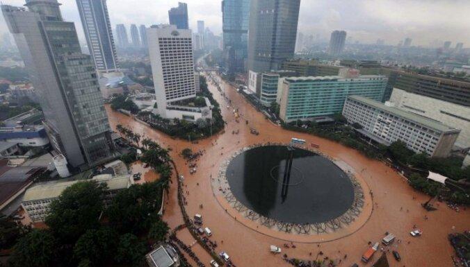 Jaunajai Indonēzijas galvaspilsētai izraudzīti Borneo austrumi