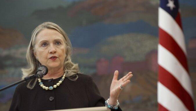 В США начали сбор средств на президентскую кампанию Клинтон