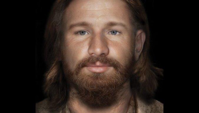 """По пятисотлетнему черепу """"восстановили"""" облик мужчины"""