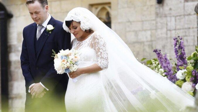 Lilī Allena, lilī Allena apprecējusies