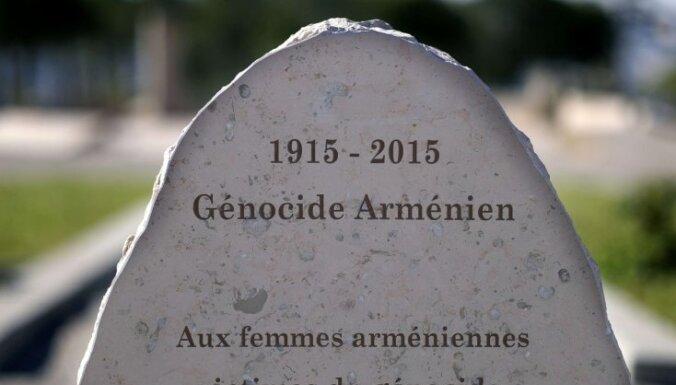 Сейм не принял декларацию о геноциде армян