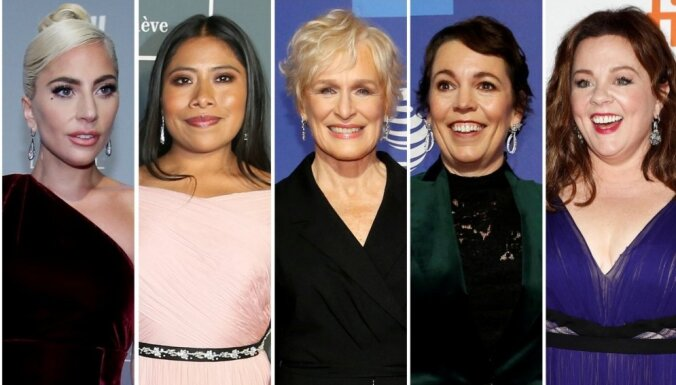 Pieredze un negaidītas debijas. Labākās aktrises, kas šogad nominētas 'Oskara balvai'