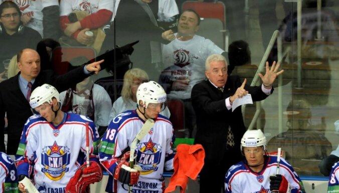 Экс-тренер СКА назвал игру сборную России бездарной