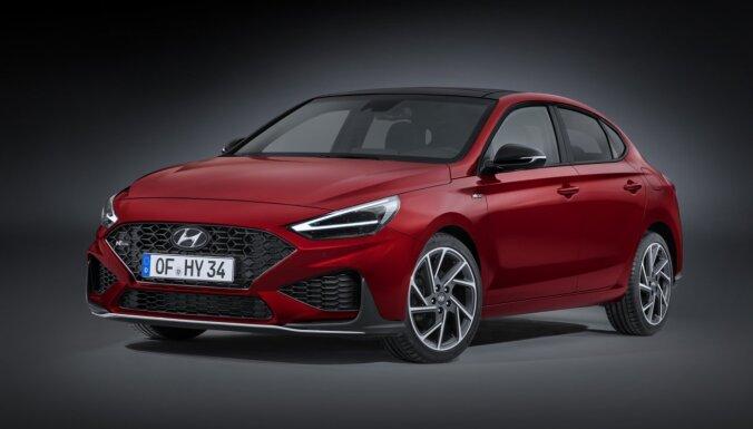 'Hyundai' modernizējis 'i30' modeļa saimi