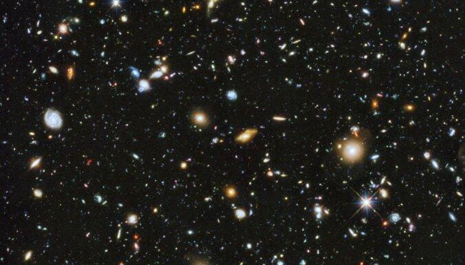 Объяснено отсутствие антивещества во Вселенной