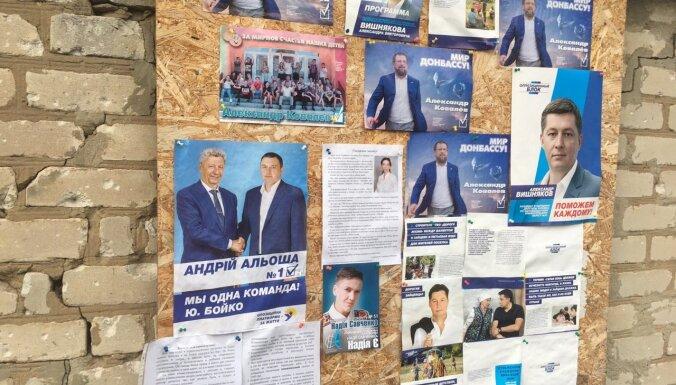 """""""Ну снимет снайпер — и что дальше?!"""" Особенности избирательной кампании прямо на линии фронта в Донбассе"""