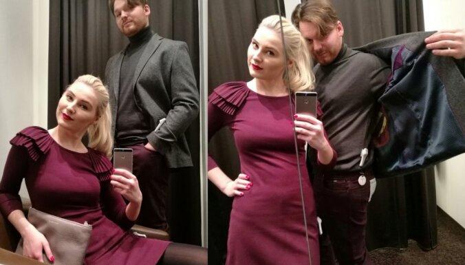 Svētku laika mode: pieci tērpu komplekti viņai un viņam
