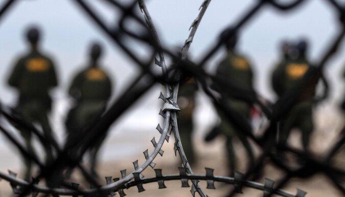 Американский пограничник ранил россиянина при попытке задержания на границе с Мексикой
