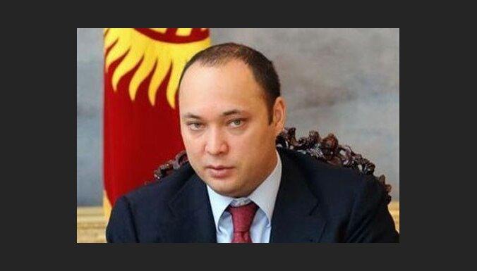 Сын Бакиева покинул Латвию, в Киргизии на него завели дело о растрате госкредита