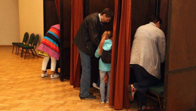 Latvijas iedzīvotāju aktivitāte Eiropas Parlamenta vēlēšanās viena no zemākajām ES