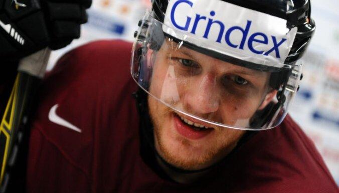 Защитник сборной Латвии дисквалифицирован и не сыграет с Россией
