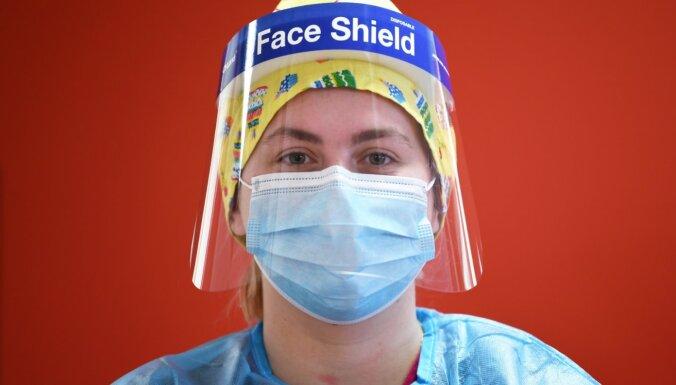 Vizieri turpmāk drīkstēs lietot tikai kopā ar sejas masku