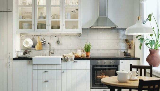 Novecojušas interjera tendences un elementi, kam virtuvē vairs nav vietas