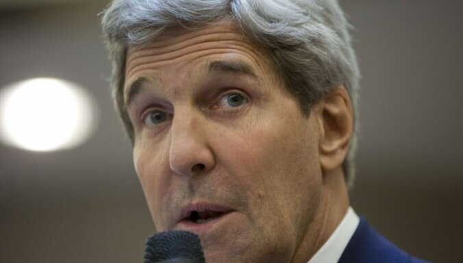 Керри резко раскритиковал Израиль за строительство поселений