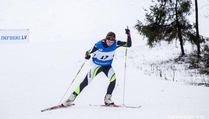Eiduka izcīna 48.vietu 'Tour de Ski' sprinta kvalifikācijā