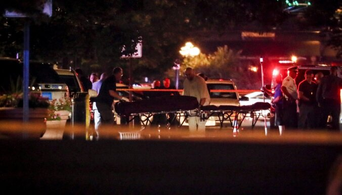 Policija: Ohaio apšaudes izmeklēšanā rase netiek uzskatīta par motīvu