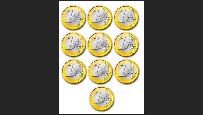 Монеты евро