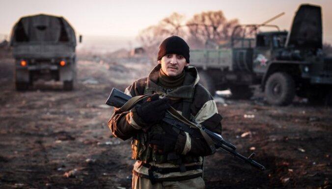 Kaujinieki atzīst Donbasu par neatņemamu Ukrainas daļu