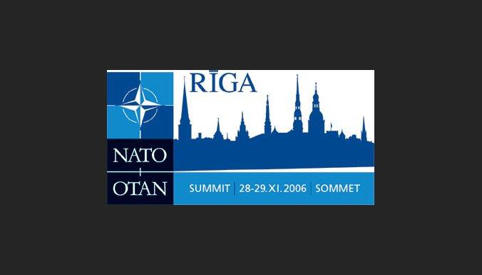 Логотип саммита НАТО