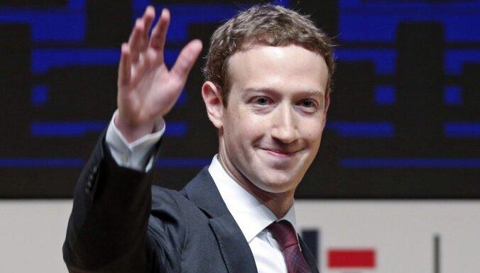 Глава Facebook: в мире не должно быть миллиардеров, никто не заслуживает столько денег