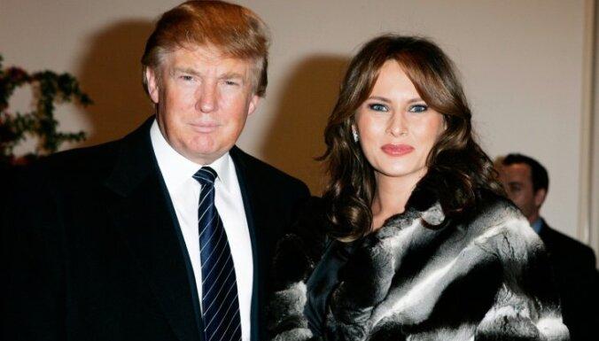 Как Мелания Трамп влияет на мужа. Вышла скандальная биография первой леди США