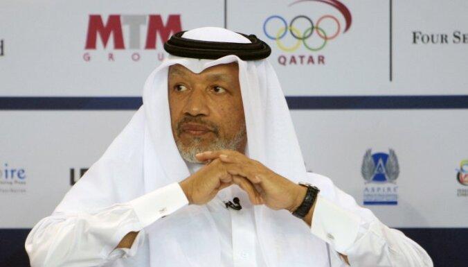 Bin Hamams būs Blatera konkurents uz FIFA prezidenta amatu