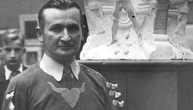 Šizofrēnija, antisemītisms un di Kaprio. Kas bija mākslinieks Staņislavs Šukaļskis