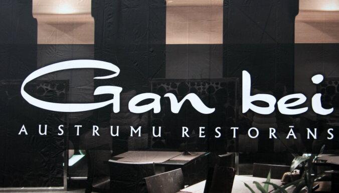 'Gan Bei' slēdz restorānus un strādās tikai tiešsaistē