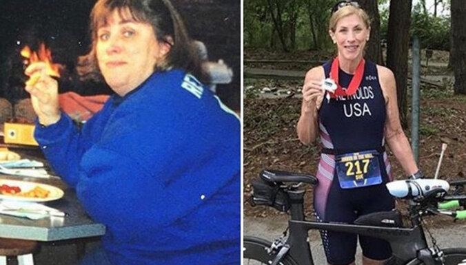 """""""Я не могла даже шнурки завязать"""". Американка рассказала, как похудела на 90 килограммов и стала чемпионкой по триатлону"""
