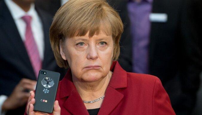 Меркель пригрозила Москве экономическими санкциями
