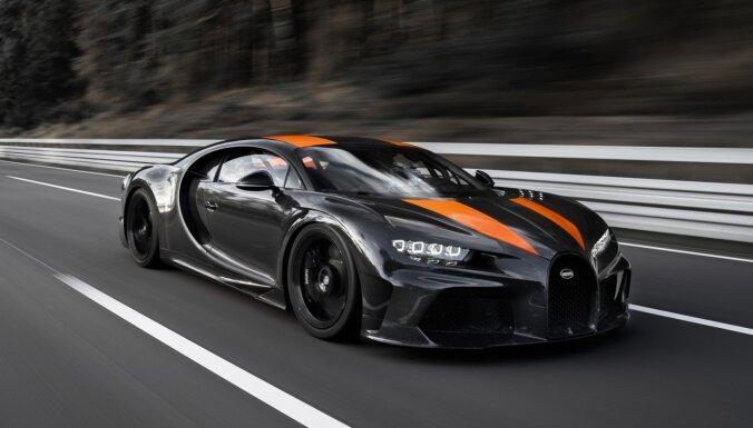 Бренд Bugatti выставлен на продажу