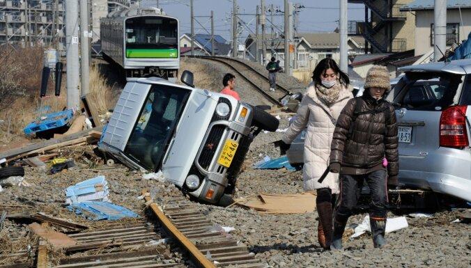 Sekas jutīs vēl ilgi: Fukušimas postošajam cunami un kodolkatastrofai 10