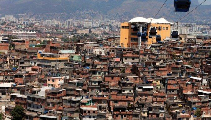 Журналисты DELFI стали жертвами вооруженного ограбления в Рио