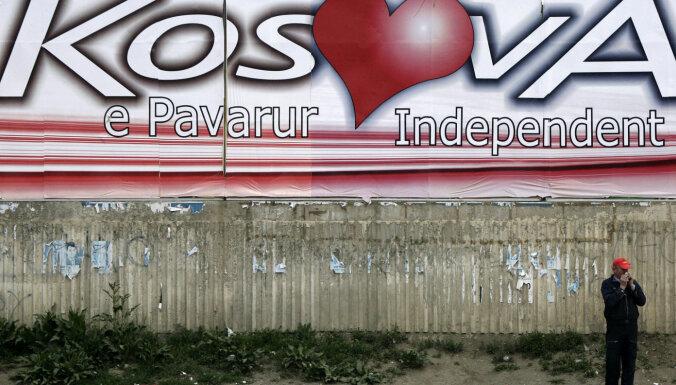 Kosovas kara noziegumu tiesai ir pirmais aizturētais