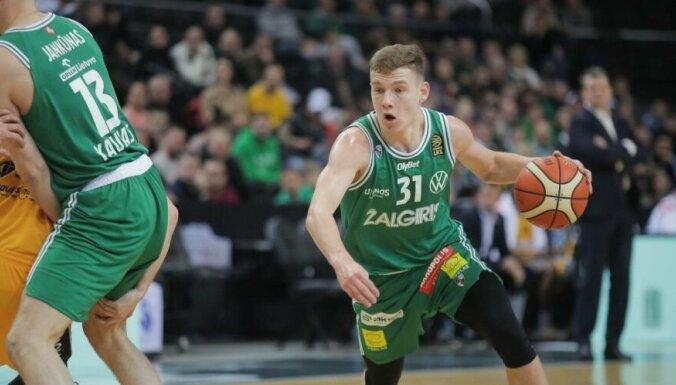 Lietuvas basketbola talants Jokubaitis pieteicies NBA draftam