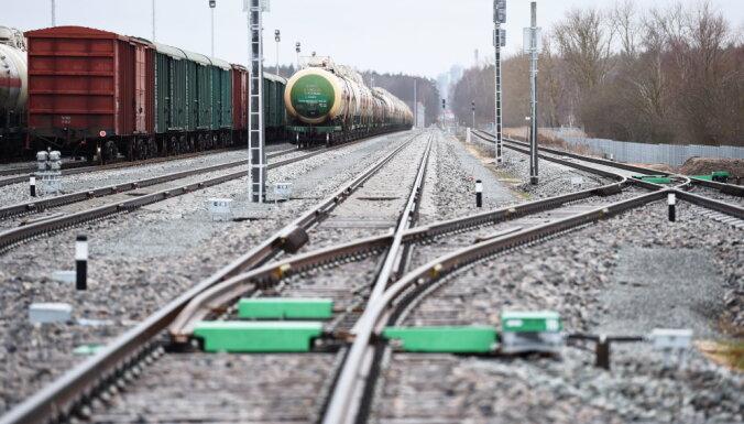 Железнодорожный перевозчик Baltijas ekspresis заметно увеличил грузооборот
