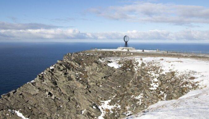 Норвежские спасатели нашли обломки упавшего российского вертолета