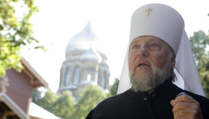 Митрополит Александр попросил президента Латвии о встрече: поговорят во вторник