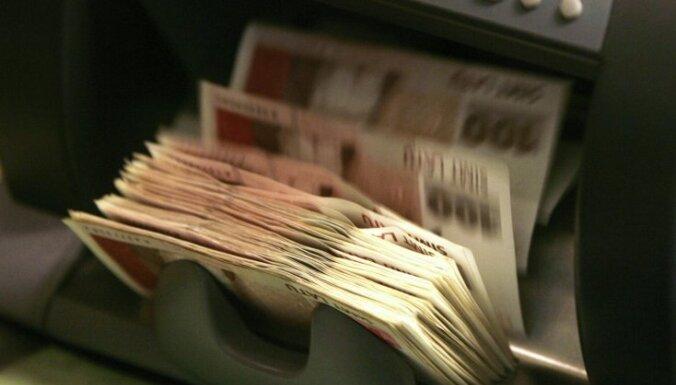 Баланс консолидированного госбюджета улучшился на 420 млн. латов