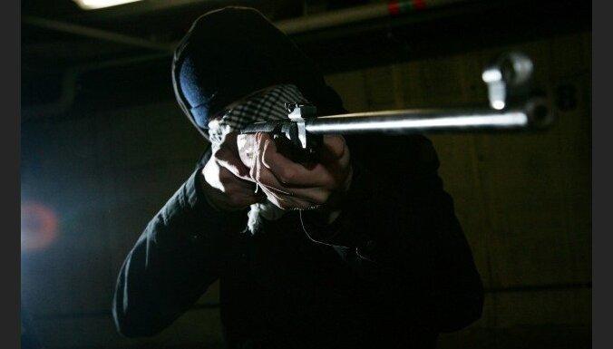 При ремонте дома найден тайник с оружием