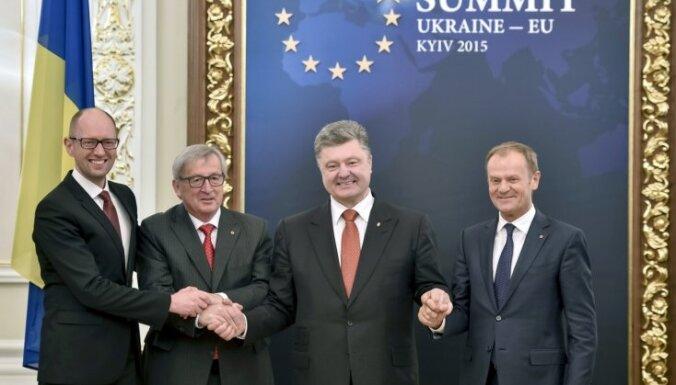 Страны ЕС поставляют оружие Киеву; Евросоюз не отправит военных на восток Украины