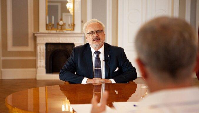 ASV zibenīgi reaģēja uz Latvijas valdības rīcību, atzīst Levits