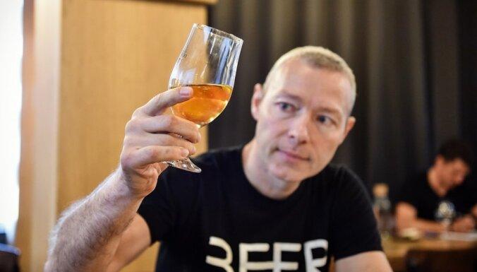 ФОТО: Названы лучшие сорта пива и кваса в Балтии